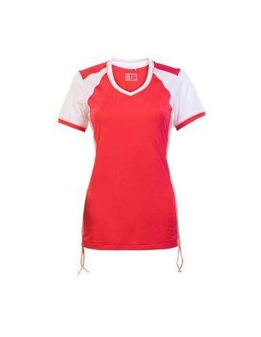 Sjeng Sports Ashlie T-Shirt Red