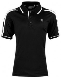 Sjeng Sports Deacon Polo Black