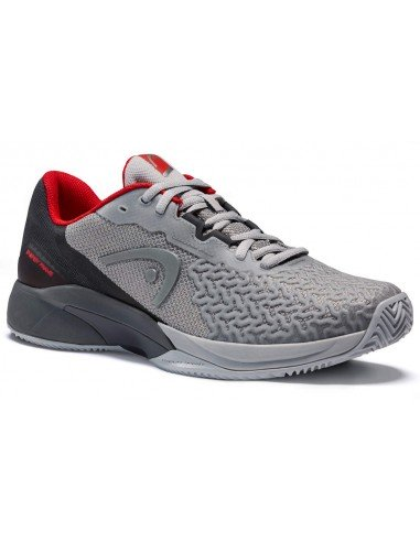 Head Revolt Pro 3.5 Clay Grey/Red