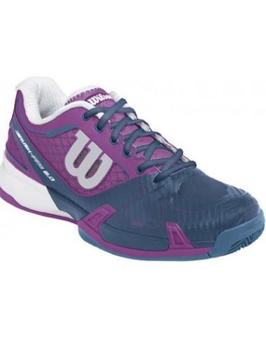 Wilson Rush Pro 2.0 Clay Court Purple