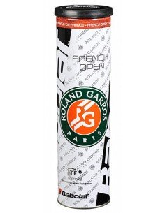 Babolat French Open RG 4-Pack