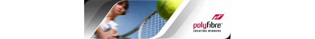 Polyfibre Tennissnaren kopen? KCtennis - Scherpe prijzen