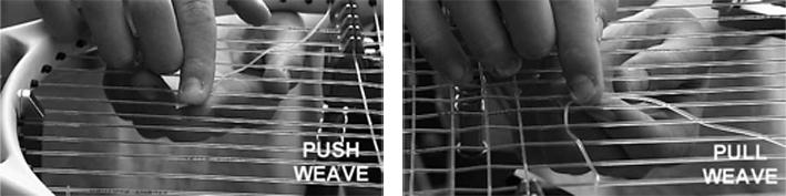 weeftechnieken