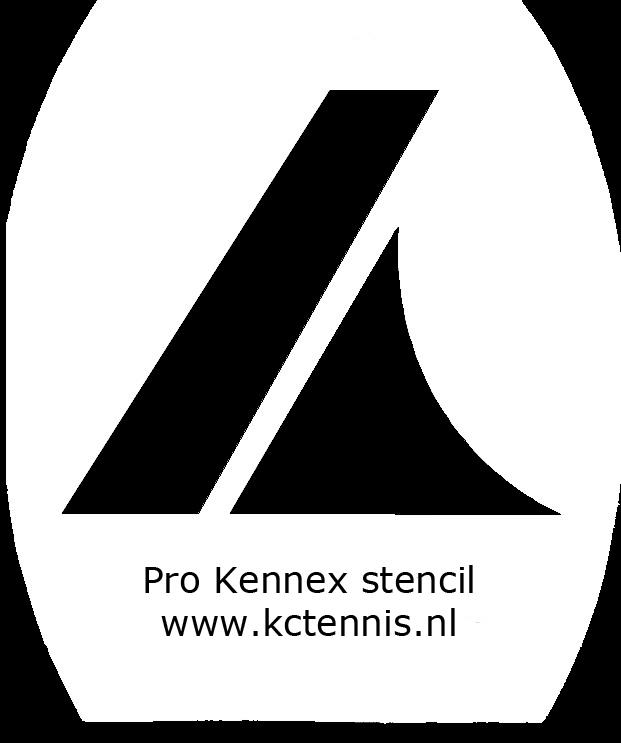 Pro Kennex Stencil