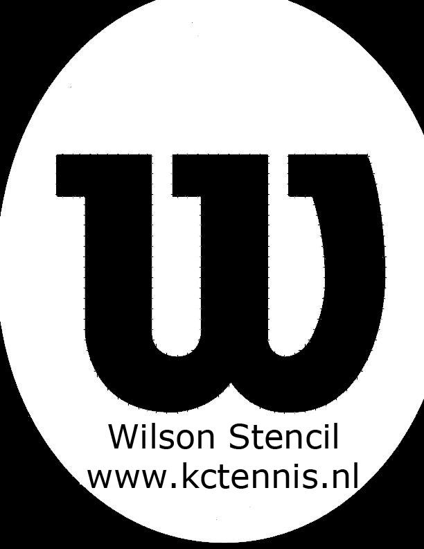 Wilson Stencil